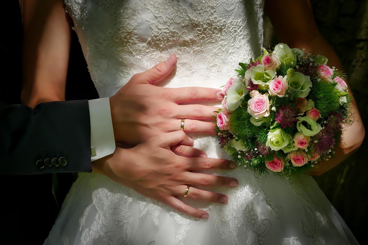 10 couleurs à choisir pour sa une robe de mariée